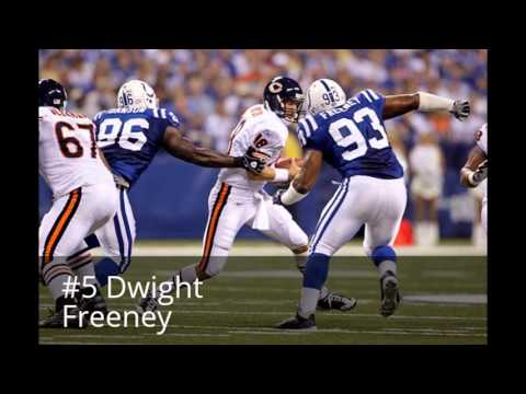 Top 10 Indianapolis Colts Players!!!
