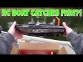 Boat Fishing Rc