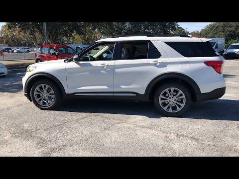 2020 Ford Explorer Savannah, Richmond Hill, Pooler, Hilton Head, Bluffton, GA E00125