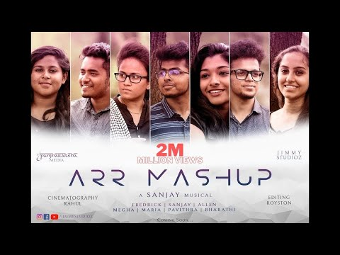 Arr Mashup Official Video  A Sanjay Musical  Audio Factory