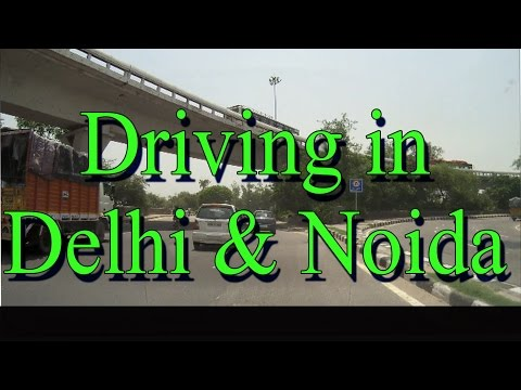 Driving from Delhi border (Punjab Chandigarh side) to Noida Sector 61