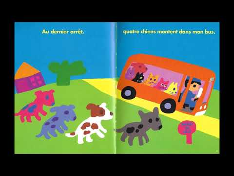 Mon Bus - YouTube Storytelling in French
