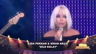 Gambar cover Ajda Pekkan & Sinan Akçıl - Dile Kolay (Canlı Performans)