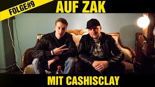 AUF ZAK FOLGE#9 (MIT CASHISCLAY, BONG TEGGY, N-BOMBE, BEEF, TWIZZY, DLTLLY, JBB, DISSTRACK)