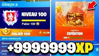 "[EXCLUDEd] GLITCH BE PALIER 100 ""SAISON 8"" FREE ON FORTNITE! (PS4/ONE/PC/SWITCH)"