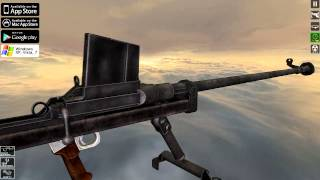 Anti Tank Rifle Boys (full disassembly and operation)