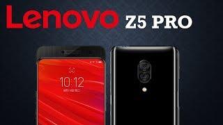 Confira as Novidades do Lenovo Z5 Pro com tela deslizante