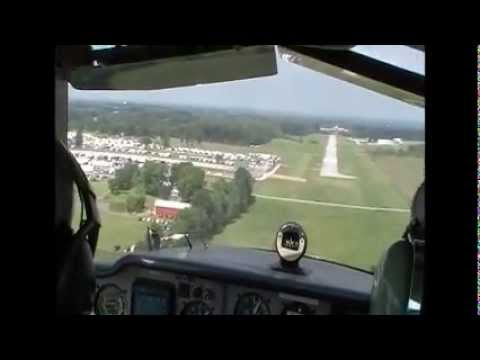 Arrival 5A1, Huron County Airport, Norwalk, OH