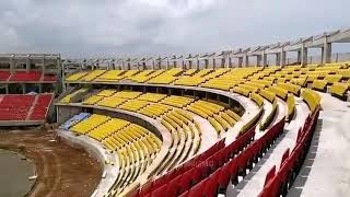 RENOVASI STADION JATIDIRI SEMARANG