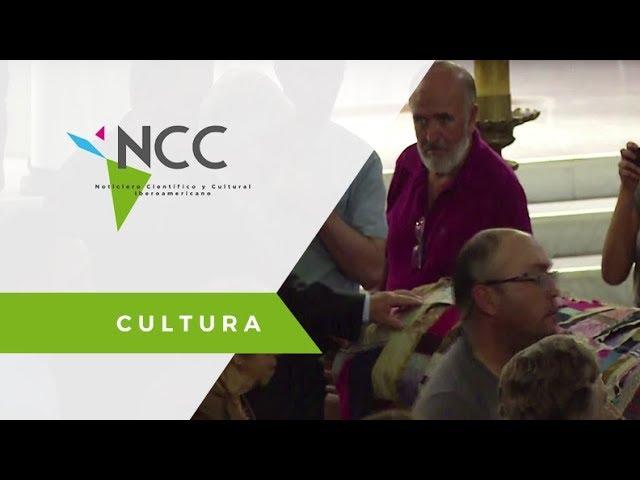 Último adiós a Nicanor Parra - CHI - AFP / Cultura / NCC 29 / 19.02.18
