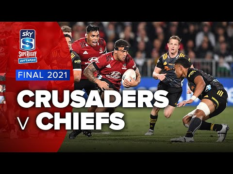 Super Rugby Aotearoa | Crusaders v Chiefs - Final Highlights