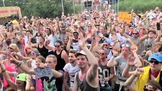 Pierce Fulton &#39Kuaga&#39 world exclusive at Tomorrowland 2014