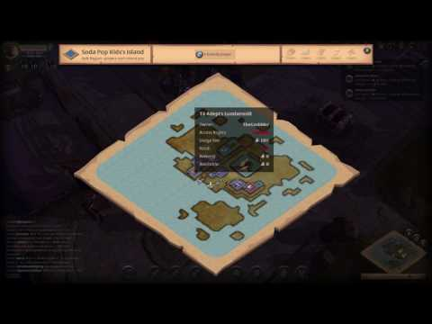 Albion Online - Galahad Update (Final Beta) - E4 - Building and making Silver