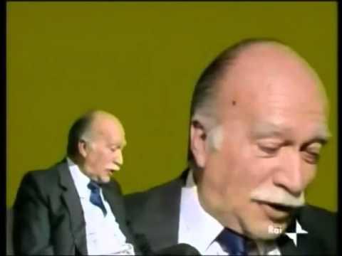 Intervista a Giorgio Almirante 29 aprile 1987