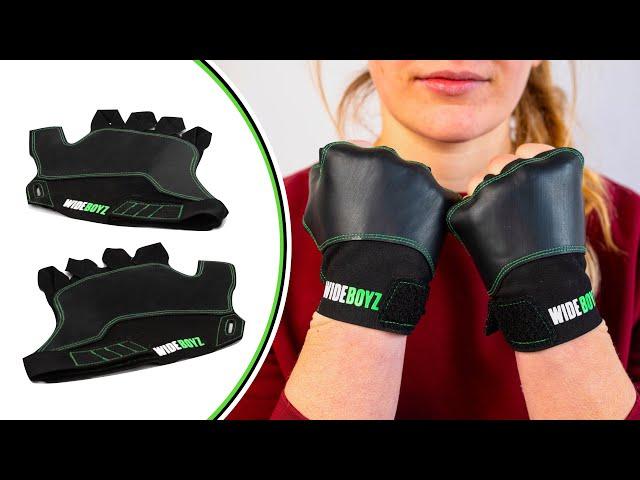 *NEW* Crack Climbing Gloves [Built for Performance]