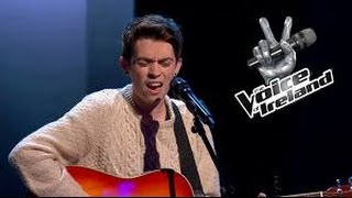 Download Andrew Berry   Dancing On My Own   The Voice of Ireland   Blind Audition MP3 song and Music Video