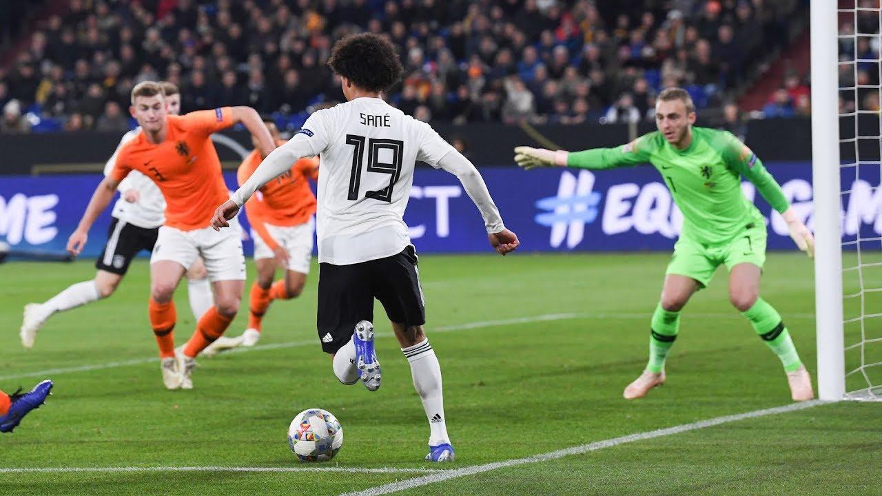 FuГџball Deutschland Gegen Niederlande