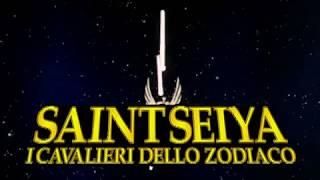 Saint Seiya opening - Il ritorno dei cavalieri dello zodiaco - Second Italian opening