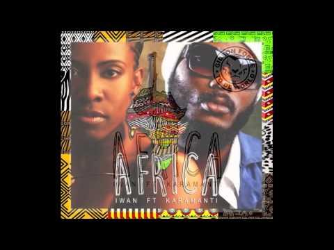 IWAN Africa ft Karamanti