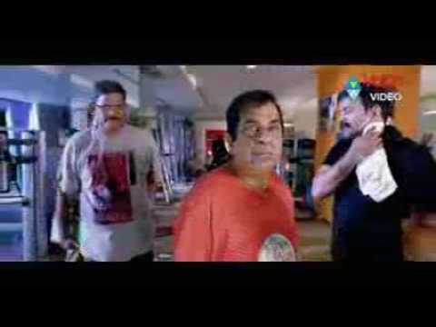 brahmi comedy in badsahh