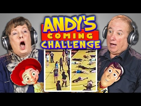 Thumbnail: ELDERS REACT TO ANDY'S COMING CHALLENGE (#AndysComing)