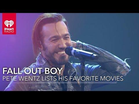 Pete Wentz Lists His Favorite Movies  iHeartRadio Album Release Party