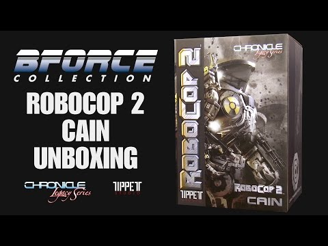 Chronicle Collectibles Tippett Studio Cain Statue Unboxing - Review