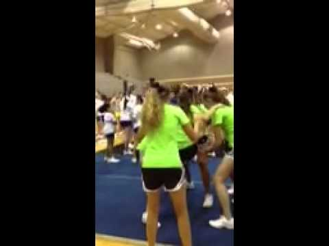 Cheer accident