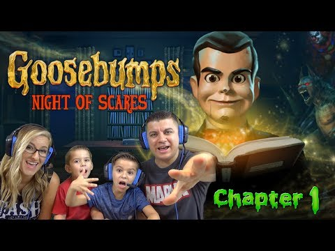 Goosebumps: Night Of Scares - Chapter 1  