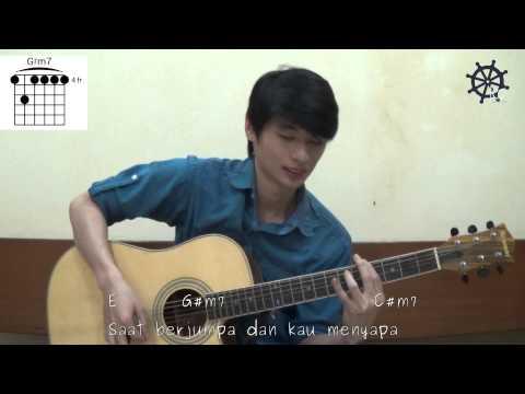 Akustik Gitar - Belajar Lagu (Orang ke 3 - HIVI!)