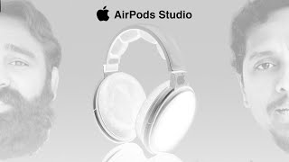 AirPods Studio Are Apple's New Headphones!