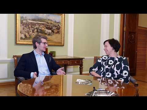 Finnish Business in St. Petersburg 23.4.2020 - mistä on kyse?
