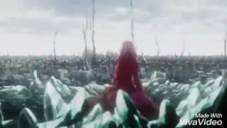OP差し替え動画の第2弾です。 今回は、アニメ『ギルティクラウン』のOPムービーに『艦これ』の『海色』をあわせてみました。 使用アプリをかえての再投稿です。