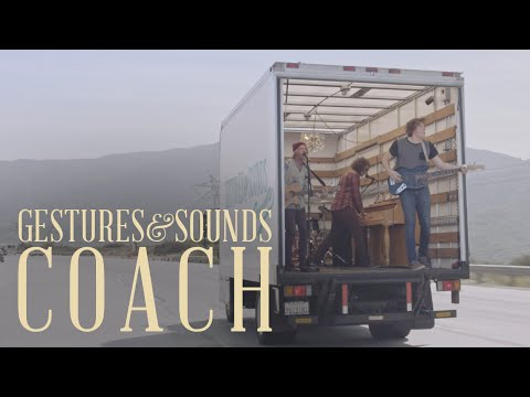 Gestures & Sounds - Coach (Official Music Video)