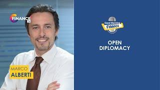 Diplomazia economica ed imprese: Open Diplomacy
