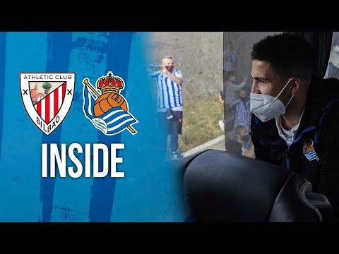 INSIDE | El viaje a Sevilla | Copa del Rey | Real Sociedad