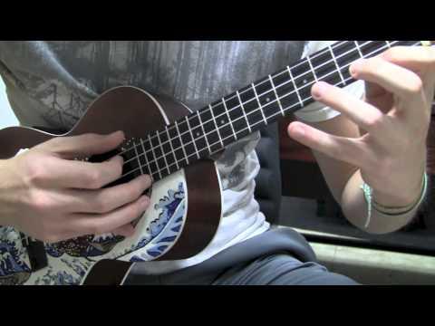 Zeldas Lulla Finger Picking Pattern Ukulele