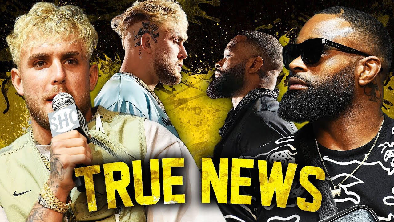 Jake Paul FINESSES Tyron Woodley Into HUMILIATING Forfeit