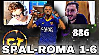 1-6!!! CAPPOTTONE ROMAAA!!! L'INTER INCIAMPA CON LA FIORENTINA!!! JUVE DOMANI CAMPIONE D'ITALIA?