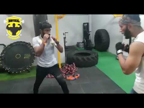 Kickboxing classes in Coimbatore - Bodyzeal Fitworks | Crossfit gym Coimbatore
