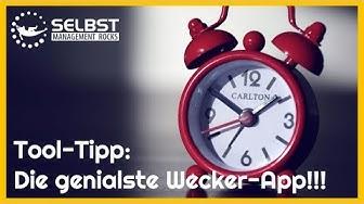 Mit der Wecker-App Alarmy nicht mehr verschlafen - garantiert!