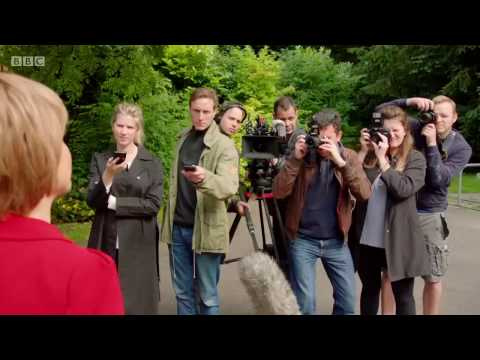 In Full: Tracy Ullman's parody of Nicola Sturgeon & Mhairi Black - Project Irn-Bru