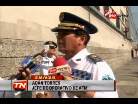 AMT y fuerzas armadas realizaron operativo de control a vehículos