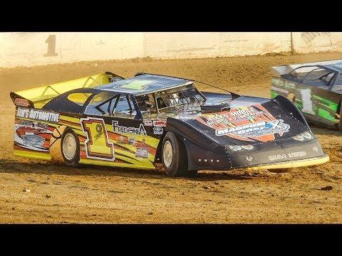 Rich Gardner #1G | In-Car Camera | Eriez Speedway | 7-16-17