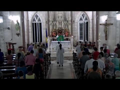 Holy Mass - 4th Sunday of Ordinary time Year B