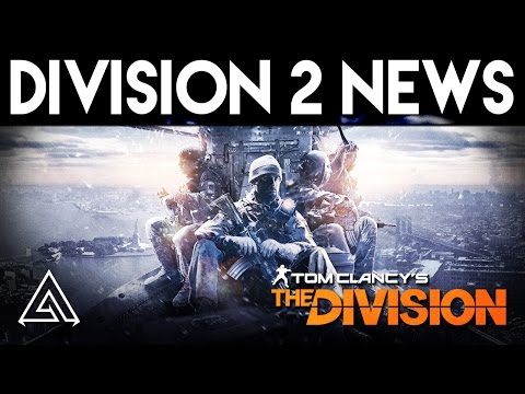 The Division | Last Man Standing Coming? New City for Division 2?