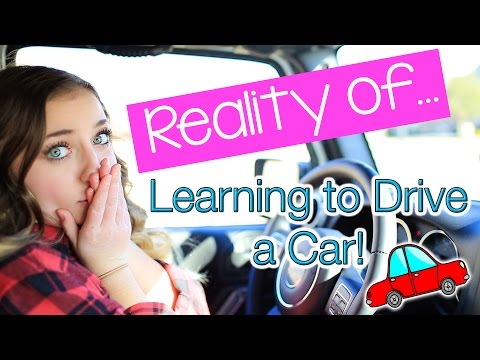 Reality Of Learning To Drive Car