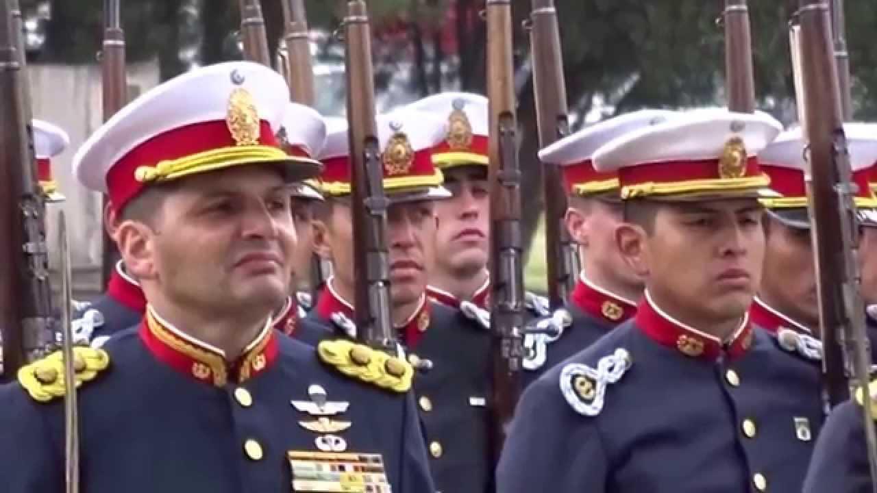146 Aniversario del Colegio Militar de la Nación. Marcha del Colegio -  YouTube 44fd53d5bb9
