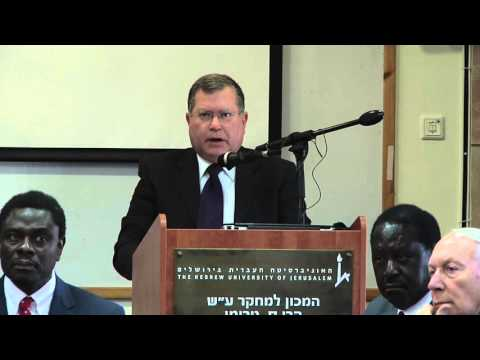 Truman Institute | Africa & Israel: Policy and Leadership