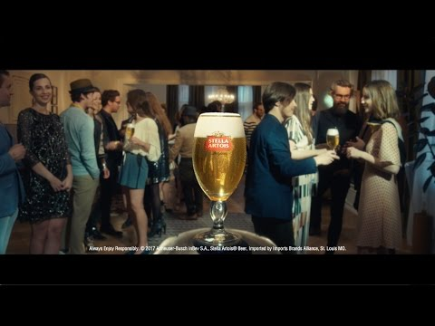 Stella Artois Presents Party Trick Commercial HD :30sec